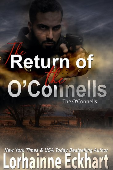 The Return of the O'Connells - The O'Connells - cover