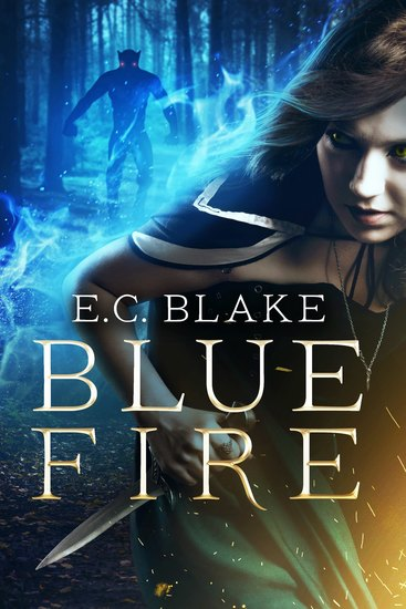 Blue Fire - cover