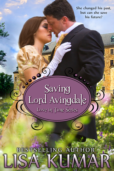 Saving Lord Avingdale - cover