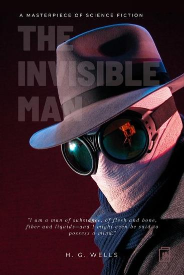 The Invisible Man - A Grotesque Romance - cover
