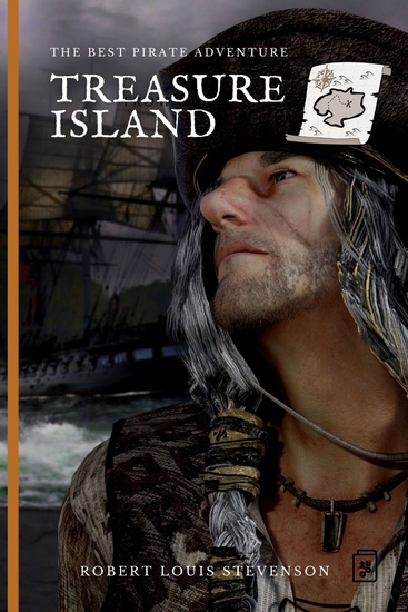 Treasure Island - (With the Original Illustrations) - cover