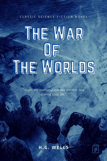 The War of the Worlds - cover