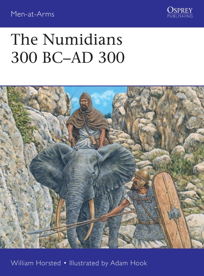 The Numidians 300 BC–AD 300 - cover