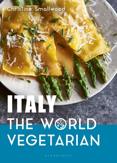 Italy: The World Vegetarian - cover