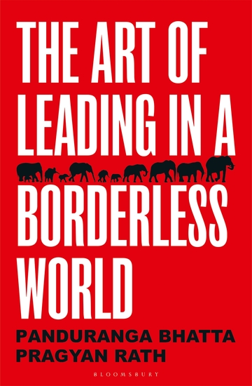 The Art of Leading in a Borderless World - cover
