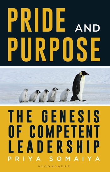 Pride and Purpose - The Genesis of Competent Leadership - cover
