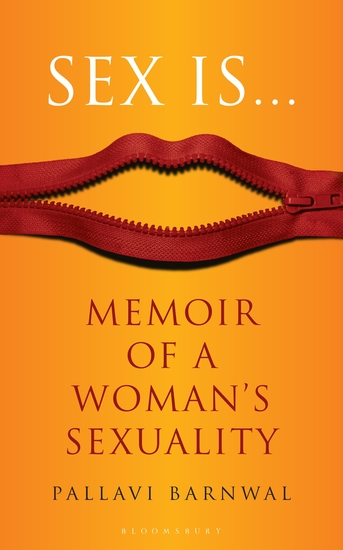 Sex Is - Memoir of a Woman's Sexuality - cover