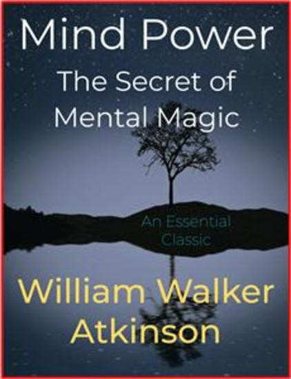 Mind Power – The Secret of Mental Magic - cover