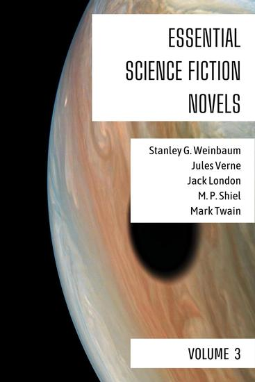 Essential Science Fiction Novels - Volume 3 - cover