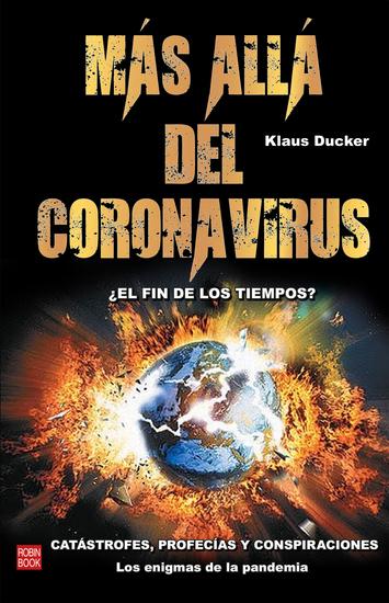 Más allá del coronavirus - ¿El fin de los tiempos? - cover
