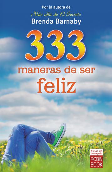 333 maneras de ser feliz - cover