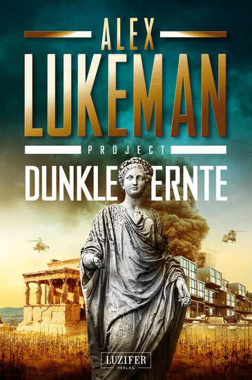 DUNKLE ERNTE (Project 4) - Thriller - cover