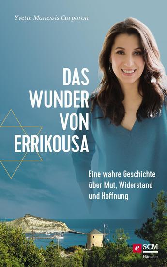 Das Wunder von Errikousa - Eine wahre Geschichte über Mut Widerstand und Hoffnung - cover