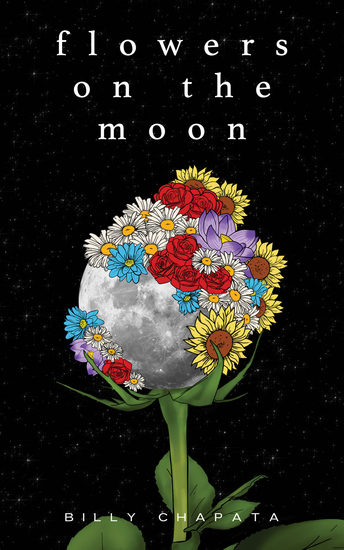 Flowers on the Moon - cover