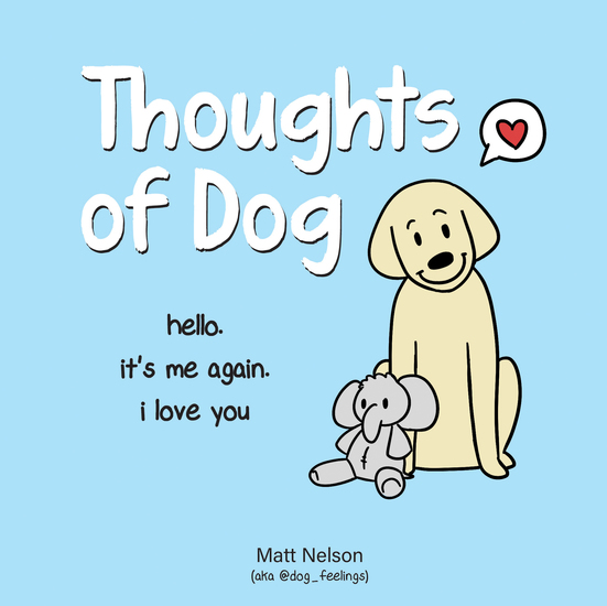 Thoughts of Dog - cover
