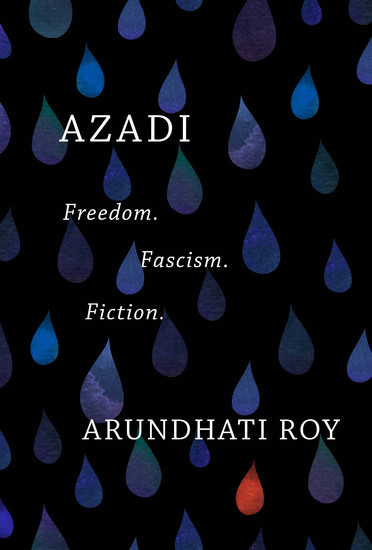 Azadi - Freedom Fascism Fiction - cover