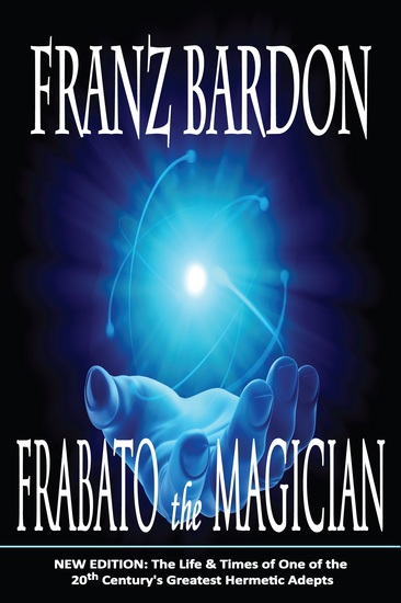 Frabato the Magician - cover