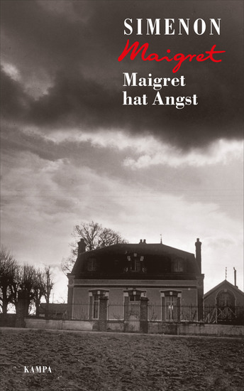 Maigret hat Angst - cover