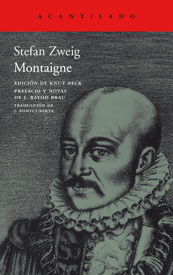 Montaigne - cover