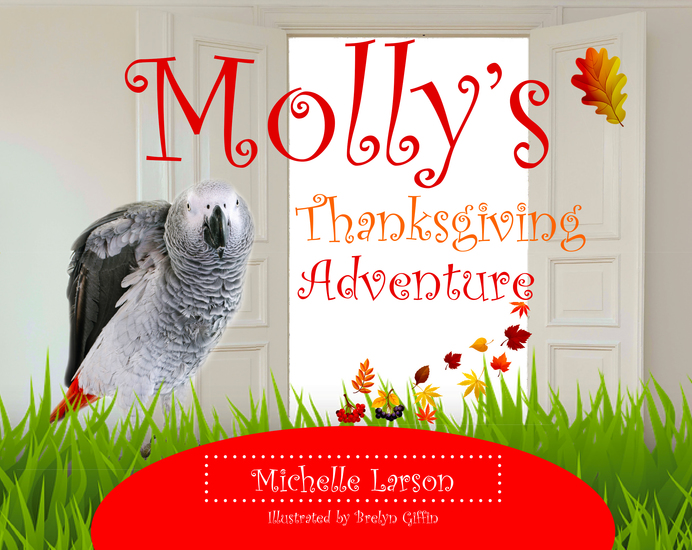 Molly's Thanksgiving Adventure - cover