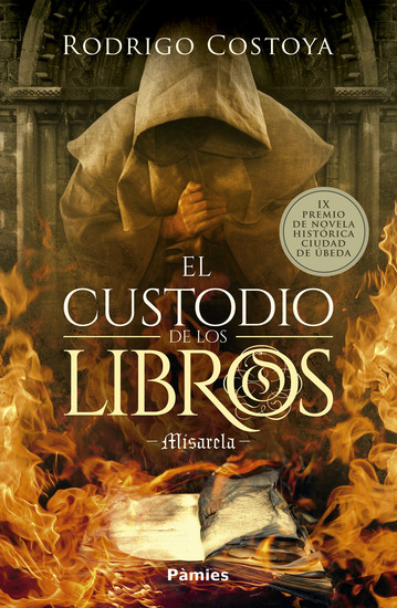 El custodio de los libros - cover