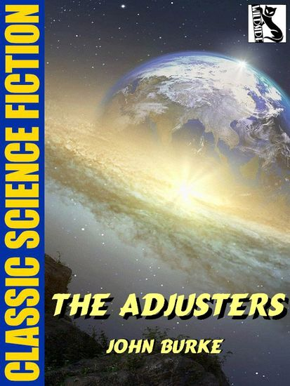 The Adjusters - cover