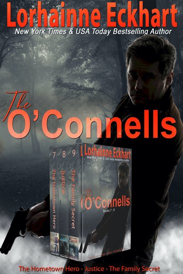 The O'Connells 7 - 9 - cover