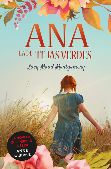 Ana la de Tejas Verdes - cover