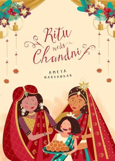 Ritu Weds Chandni - cover