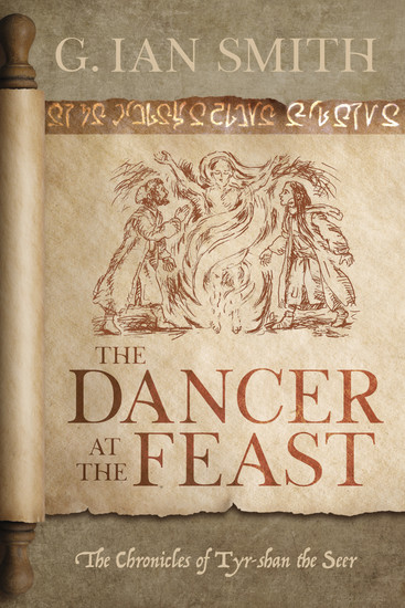The Dancer at the Feast - cover