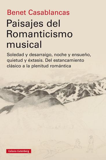 Paisajes del Romanticismo Musical - cover