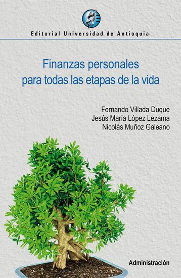 Finanzas personales para todas las etapas de la vida - cover
