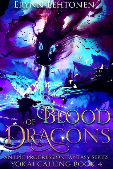 Blood of Dragons - cover