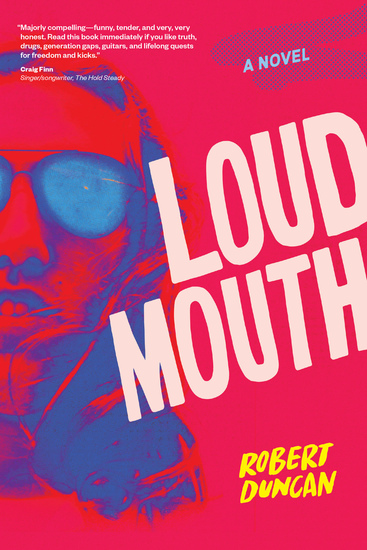 Loudmouth - A Novel - cover