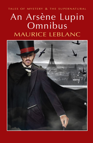 An Arsène Lupin Omnibus - cover