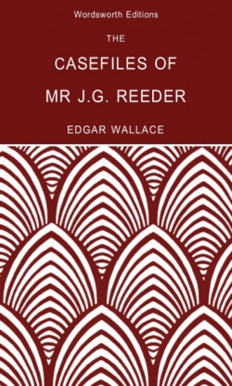 The Casefiles of Mr J G Reeder - cover