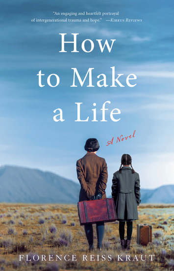 How to Make a Life - A Novel - cover
