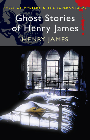 Ghost Stories of Henry James - cover