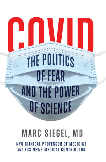 COVID: The Politics of Fear and the Power of Science - cover