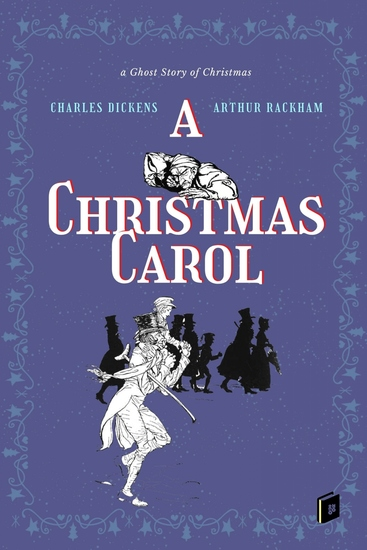 A Christmas Carol - a Ghost Story of Christmas - cover