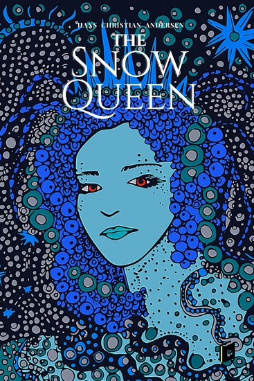 The Snow Queen - A tale in seven stories - cover