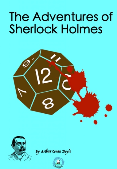 The Adventures of Sherlock Holmes - cover