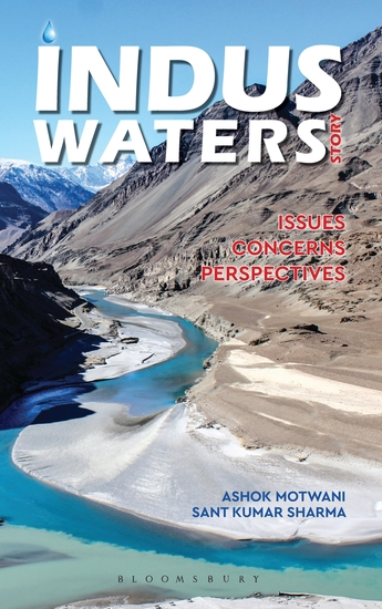 Indus Waters Story - Issues Concerns Perspectives - cover