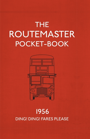 The Routemaster Pocket-Book - cover