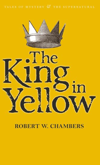 The King in Yellow - cover