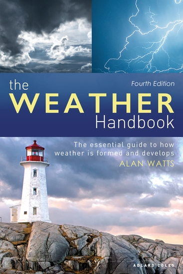 The Weather Handbook - The Essential Guide to How Weather is Formed and Develops - cover