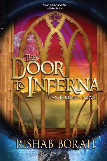The Door to Inferna - cover