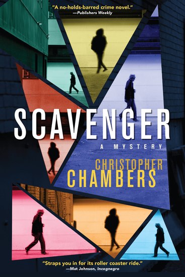 Scavenger - A Mystery - cover