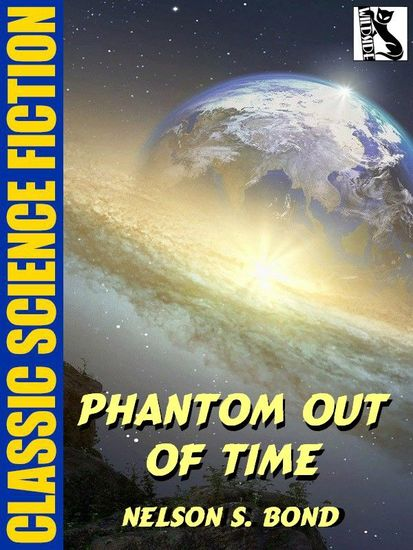 Phantom Out of Time - cover