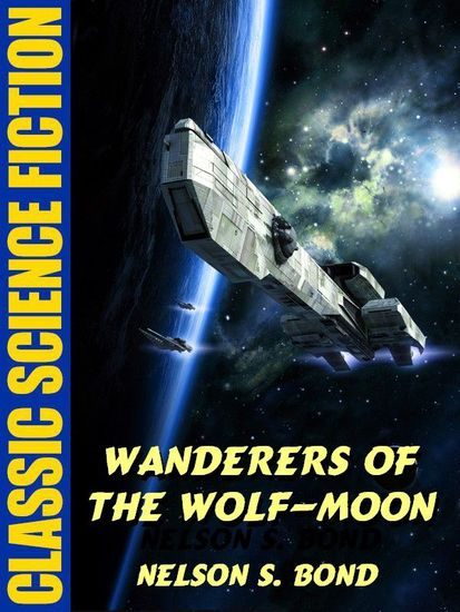 Wanderers of the Wolf-Moon - cover